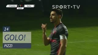 GOLO! SL Benfica, Pizzi aos 24', FC Famalicão 0-1 SL Benfica