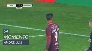 GD Chaves, Jogada, André Luis aos 54'