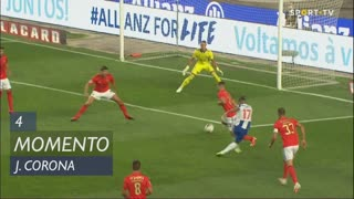 FC Porto, Jogada, J. Corona aos 4'