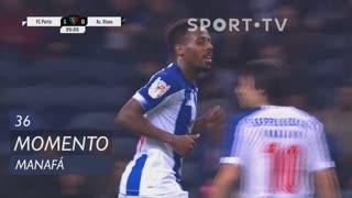 FC Porto, Jogada, Manafá aos 36'