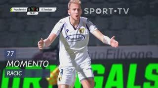 FC Famalicão, Jogada, Racic aos 77'