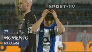 FC Porto, Jogada, Nakajima aos 77'