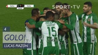GOLO! Rio Ave FC, Lucas Piazon aos 4', SL Benfica 0-1 Rio Ave FC