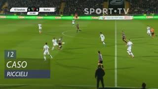 FC Famalicão, Caso, Riccieli aos 12'
