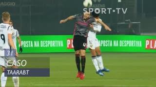 SL Benfica, Caso, Taarabt aos 31'