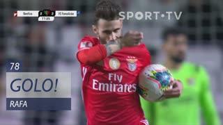 GOLO! SL Benfica, Rafa aos 78', SL Benfica 2-2 FC Famalicão