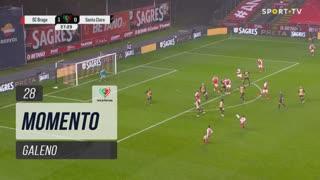SC Braga, Jogada, Galeno aos 28'