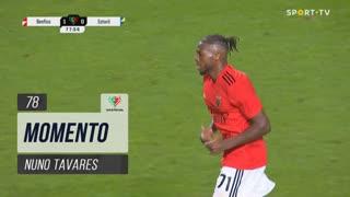 SL Benfica, Jogada, Nuno Tavares aos 78'