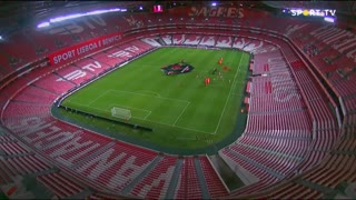 SL Benfica x Vilafranquense: Confere aqui a constituição das equipas!
