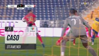 SL Benfica, Caso, Otamendi aos 47'