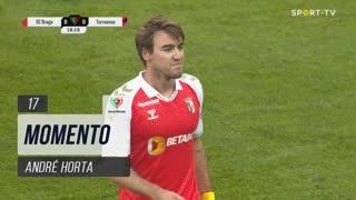 SC Braga, Jogada, André Horta aos 17'