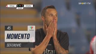 SL Benfica, Jogada, Seferovic aos 45'