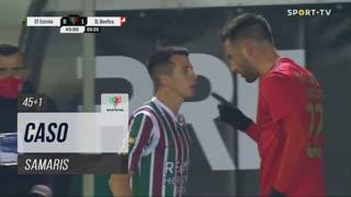 SL Benfica, Caso, Samaris aos 45'+1'