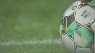 Sacavenense x Sporting CP: Confere aqui a constituição das equipas!