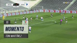 FC Porto, Jogada, Toni Martínez aos 16'