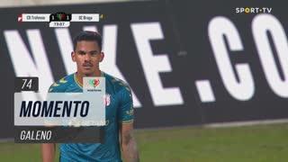 SC Braga, Jogada, Galeno aos 74'