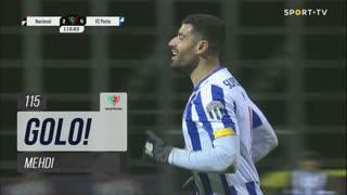 GOLO! FC Porto, Mehdi aos 115', CD Nacional 2-4 FC Porto