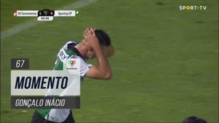Sporting CP, Jogada, Gonçalo Inácio aos 67'