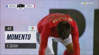 SL Benfica, Jogada, F. Cervi aos 44'