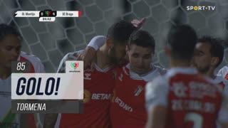 GOLO! SC Braga, Tormena aos 85', Olímpico do Montijo 0-5 SC Braga