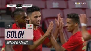 GOLO! SL Benfica, Gonçalo Ramos aos 11', SL Benfica 1-0 Vilafranquense