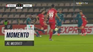 SC Braga, Jogada, Al Musrati aos 17'