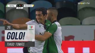 GOLO! Sporting CP, Tiago Tomás aos 26', Sporting CP 1-0 FC P.Ferreira