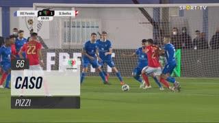 SL Benfica, Caso, Pizzi aos 56'
