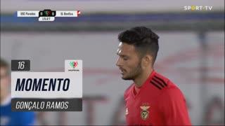SL Benfica, Jogada, Gonçalo Ramos aos 16'