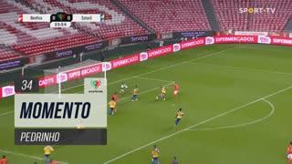 SL Benfica, Jogada, Pedrinho aos 34'