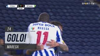GOLO! FC Porto, Marega aos 24', FC Porto 2-1 CD Tondela