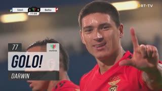 GOLO! SL Benfica, Darwin aos 77', Estoril Praia 1-3 SL Benfica