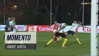 SC Braga, Jogada, André Horta aos 16'
