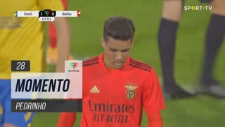 SL Benfica, Jogada, Pedrinho aos 28'