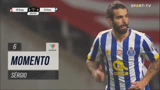 FC Porto, Jogada, Sérgio aos 6'