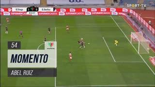 SC Braga, Jogada, Abel Ruiz aos 54'