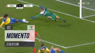 SL Benfica, Jogada, Everton aos 83'