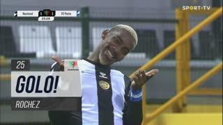 GOLO! CD Nacional, Rochez aos 25', CD Nacional 1-1 FC Porto