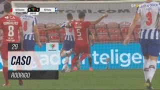 Gil Vicente FC, Caso, Rodrigo aos 29'