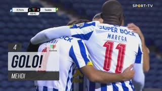 GOLO! FC Porto, Mehdi aos 4', FC Porto 1-0 CD Tondela