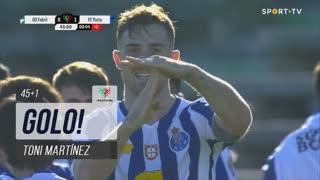 GOLO! FC Porto, Toni Martínez aos 45'+1', Fabril Barreiro 0-1 FC Porto