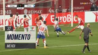 FC Porto, Jogada, Mehdi aos 32'