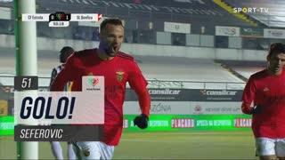 GOLO! SL Benfica, Seferovic aos 51', E. Amadora 0-2 SL Benfica
