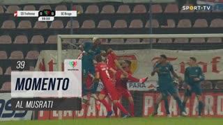 SC Braga, Jogada, Al Musrati aos 39'