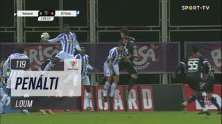 FC Porto, Penálti, Loum aos 119'