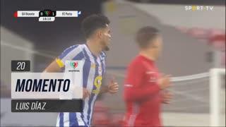 FC Porto, Jogada, Luis Díaz aos 20'