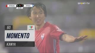 Gil Vicente FC, Jogada, Kanya aos 60'