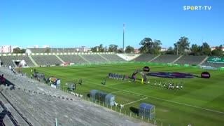 Fabril Barreiro x FC Porto: Confere aqui a constituição das equipas!