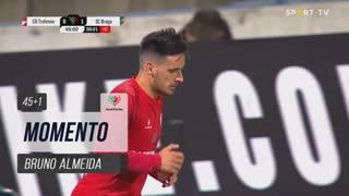 Trofense, Jogada, Bruno Almeida aos 45'+1'