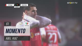 SC Braga, Jogada, Abel Ruiz aos 61'
